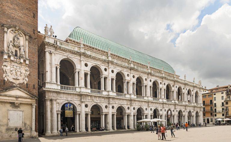 Vicenza con le sue ville del Palladio ed il Santuario ...