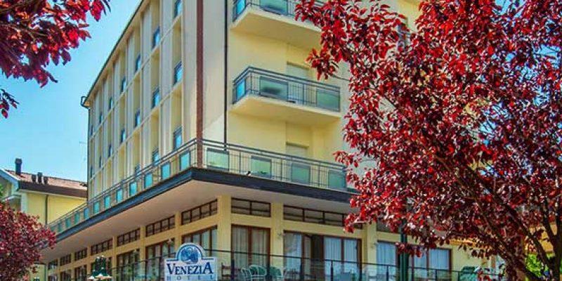 hotel venezia struttura